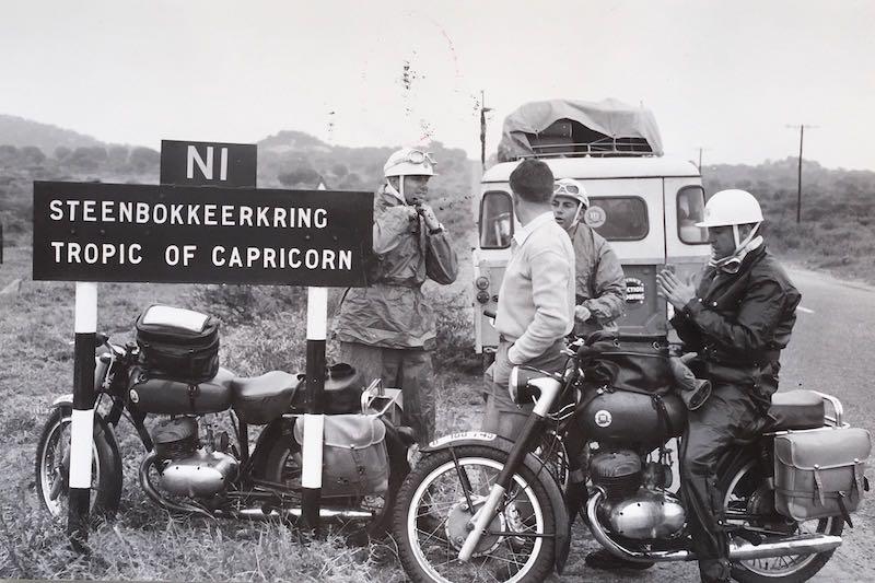 20 Enero 1962 - Trópico de Capricornio