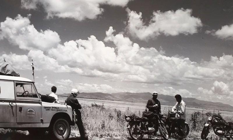 Operación Impala a la sombra del Kilimanjaro